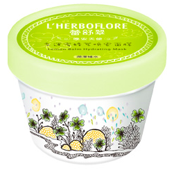 L'Herboflore Lemon Balm Hydrating Mask