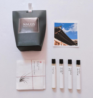 Nalda Around the World Roll On Perfume