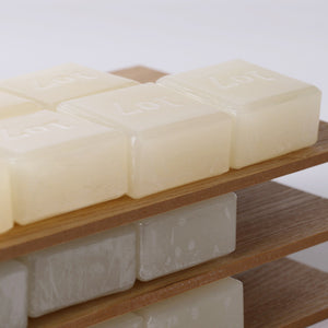 107 Premium Black and White Soap Set