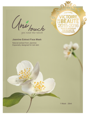 Unitouch Jasmine Extract Face Mask
