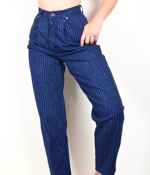 Levi's Vintage Striped Jeans NWT