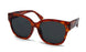 Blanca Large Bold Horned Rimm Sunglasses