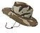 Boonie Bush Outdoor Fishing Hiking Hunting Boating Snap Brim Hat CAMEL CAMO