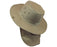 Boonie Bush Outdoor Fishing Hiking Hunting Boating Snap Brim with Flap KHAKI