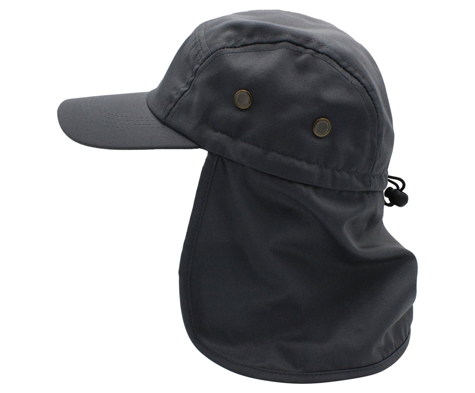 Camping Boonie Fishing Ear Flap Sun Neck Cover Cap