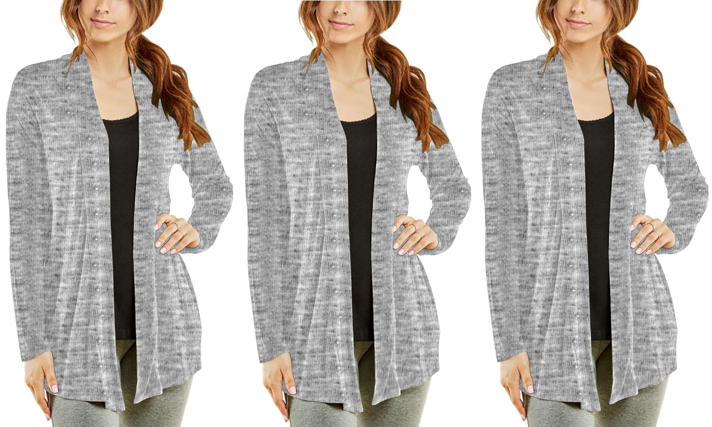 Blanca Ladies Rayon Cardigan