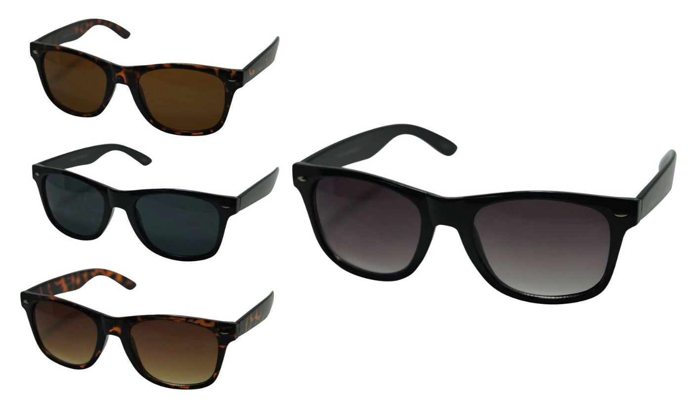 online shop for  Design Horn Rimmed Sunglasses