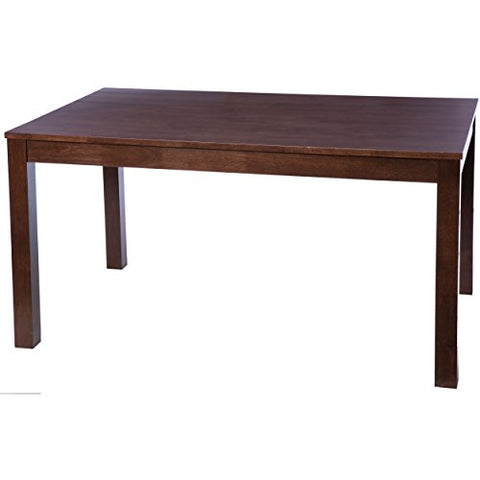 Contemporary Wenge Wood Dining Table