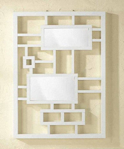 Enitial Lab Loft Framed Decor Mirror