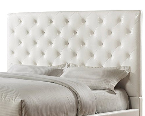74ee6262c3 New Modern Diamond Button Tufted Upholstered Padded Square Queen Headb –  ModHaus Living