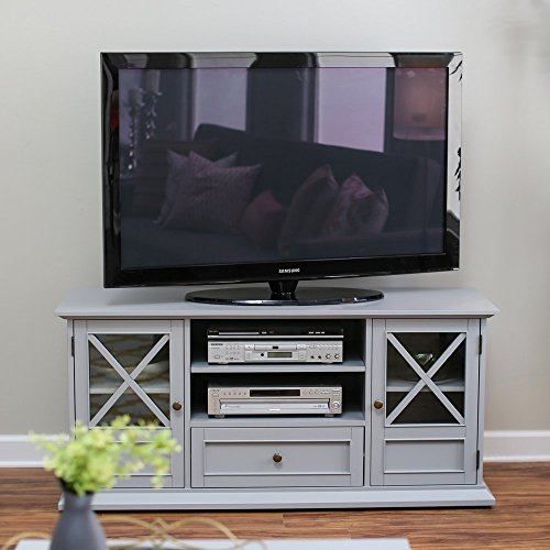 Belham Living Hampton Entertainment Media Console TV Stands