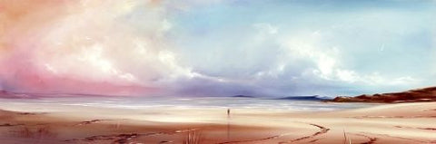 Shoreline Freedom - Giclée on Paper by Ben Jeffrey