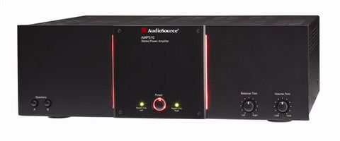 Audiosource AMP 310 150-watt Stereo Amplifier w/AB switching, auto-sense, and bridgeable (REFURBISHED WITH 90-DAY WARRANTY)