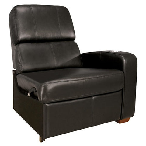 BellO HTS102 Right Arm Leather Recliner