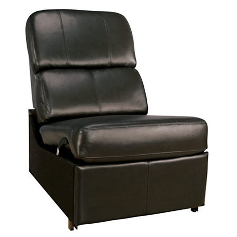 BellO HTS103 No Arm Leather Recliner For Sofa Configurations