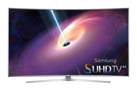 "Samsung UN55JS9000 55"" CURVED 4K SUHD NANO-CRYSTAL LED - Smart, 240hz, Octacore, 3D, Local Dimming"