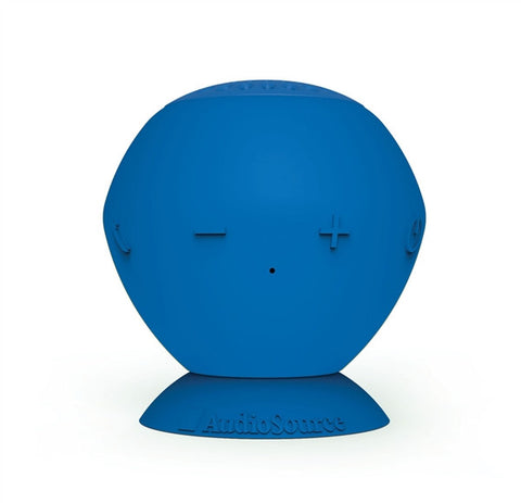 "Audiosource ""Sound Pop"" portable bluetooth speaker (blue)"