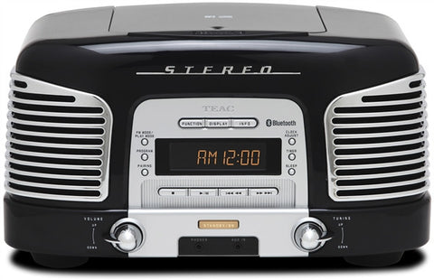 TEAC SLD930B Bluetooth/CD Sound System