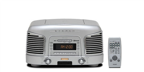 TEAC SLD930W Bluetooth/CD Sound System (WHITE)