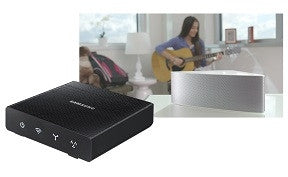 Samsung SHAPE™ M5 (Black) Wireless Audio Speaker