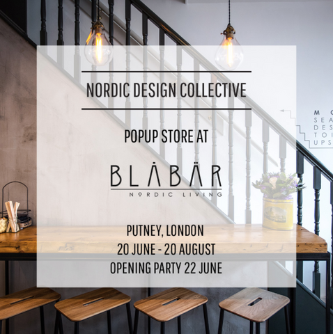 Nordic Design Collective Blåbär launch