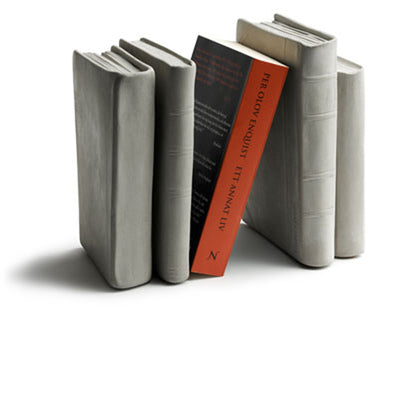 Book Ends in Concrete - pair of 2