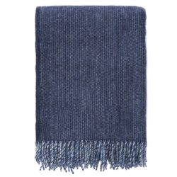 Shimmer Throw in Blue