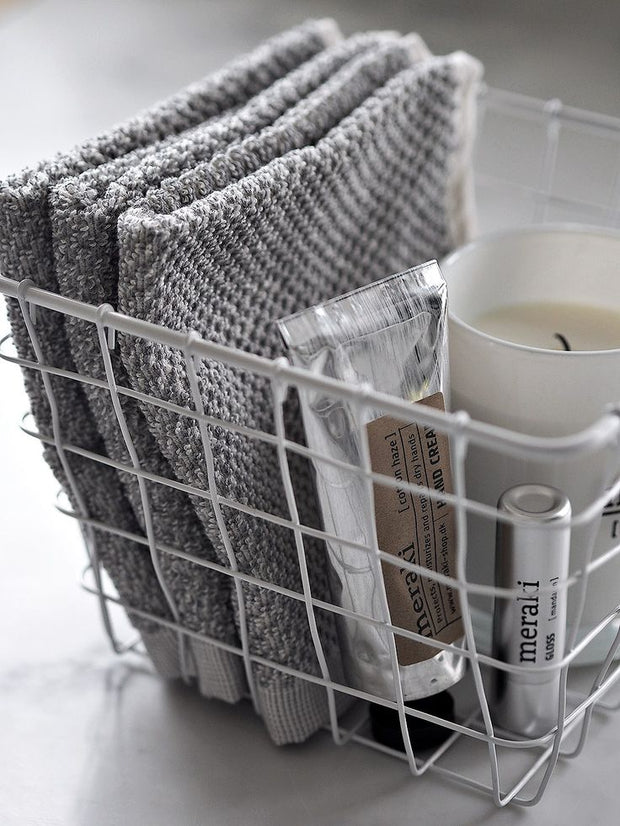 Basket, grey - Blabar