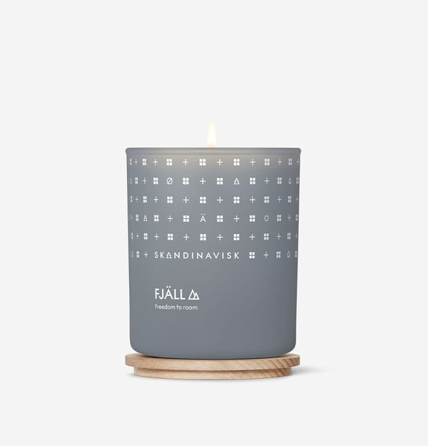 Scented Candle Fjäll 50h