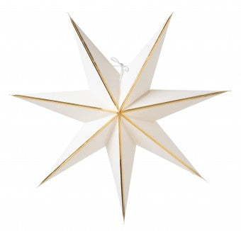 Star Julia Christmas White 60cm - Blabar