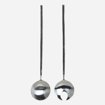 Salad Servers, Metal - Blabar
