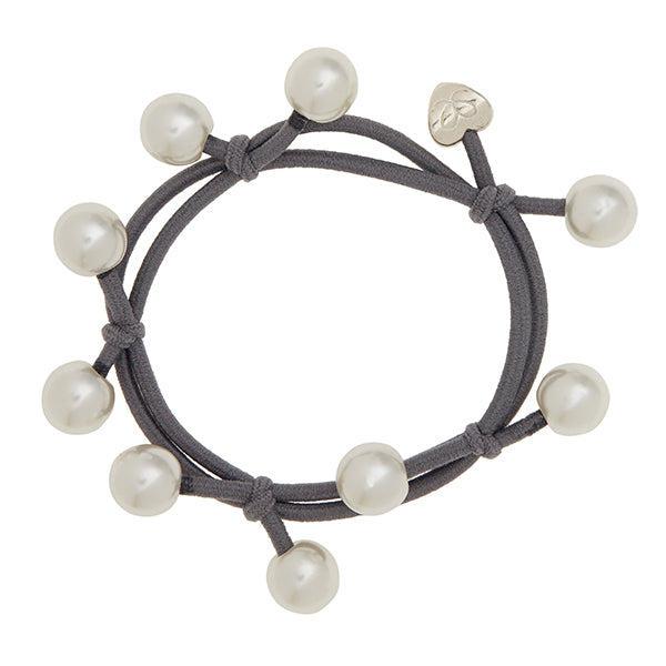 Bangle Band Pearl Cluster · Storm Grey - Blabar
