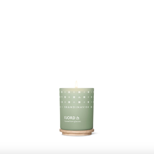Scented Candle Fjord 20h