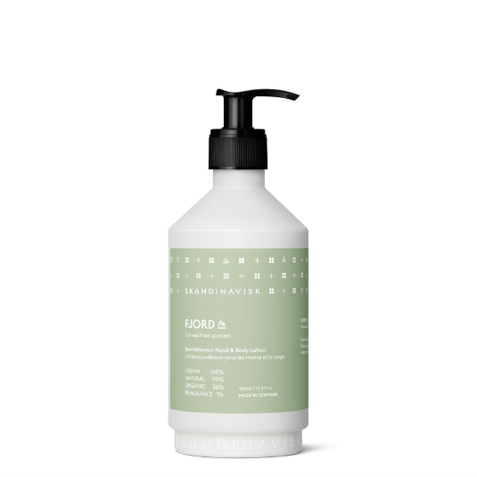 Hand & Body Lotion Fjord 450ml