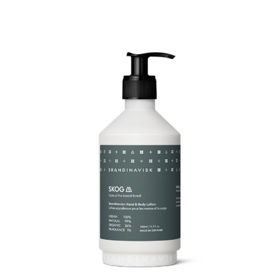 Hand & Body Lotion Skog 450ml