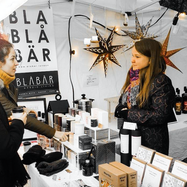 23-25th November Christmas Scandimarket - Blabar