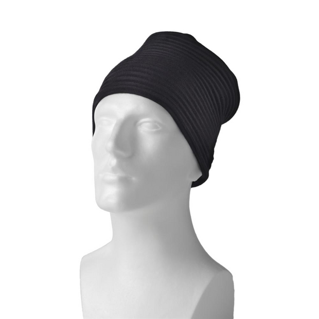 Pleece Hat in Black - Blabar