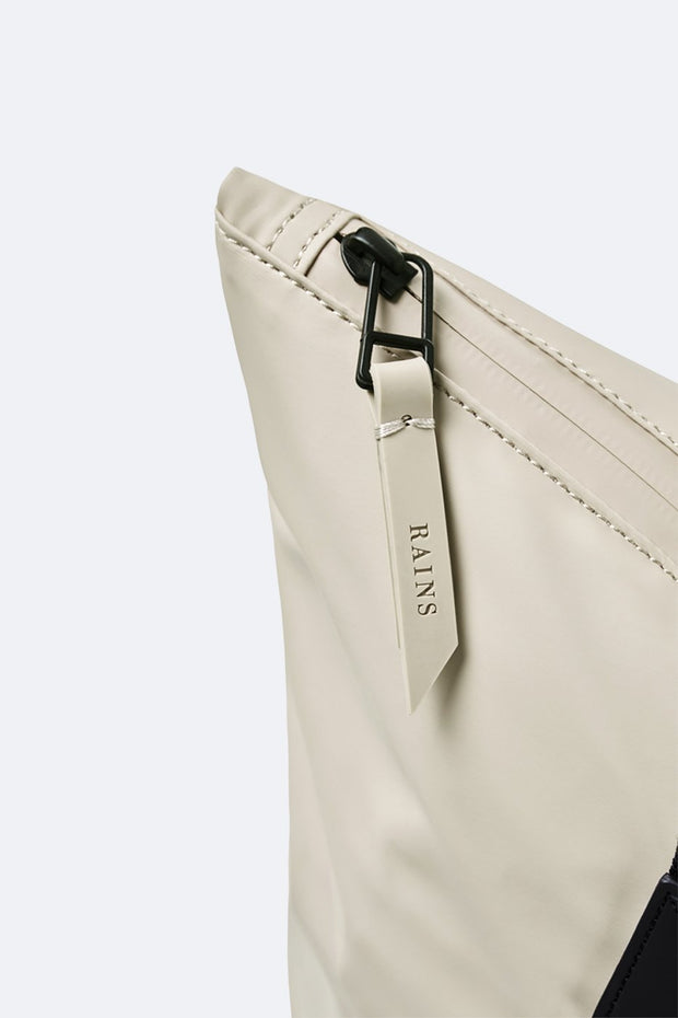 Rains Tote Bag Rush in Beige - Blabar