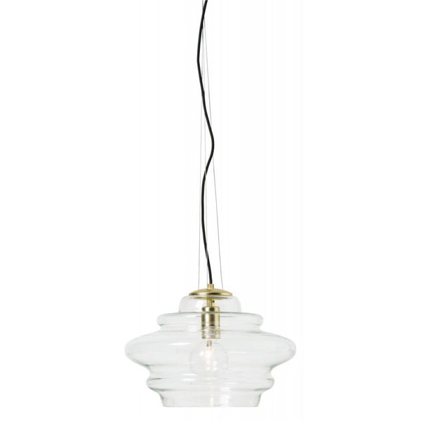 Cindy Glass Ceiling Lamp - Blabar