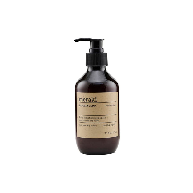 Hand Soap Exfoliating Organic - Northern Dawn