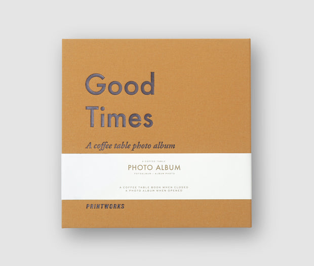 Photo Album, Good Times - Small
