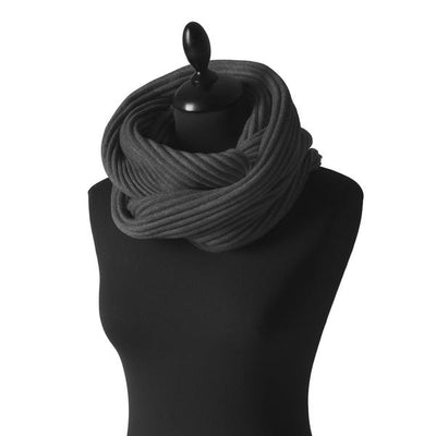 Pleece Snood in Dark Grey - Blabar