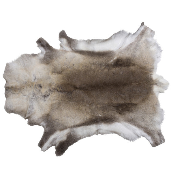 Reindeer Hides from Northern Sweden - Blabar
