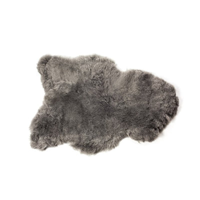Sheepskin Icelandic - Shorthaired in Silver