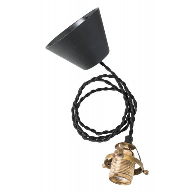 Ceiling Cable Set Spider Grip_Black/Brass - Blabar