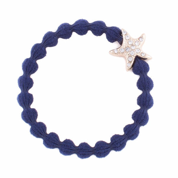 Bangle Band Starfish · Navy - Blabar
