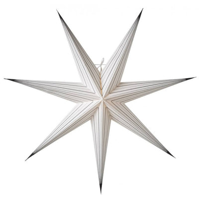 Stråla Slim Christmas Star_Black