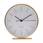 Clock Hannah, in Gold - Blabar