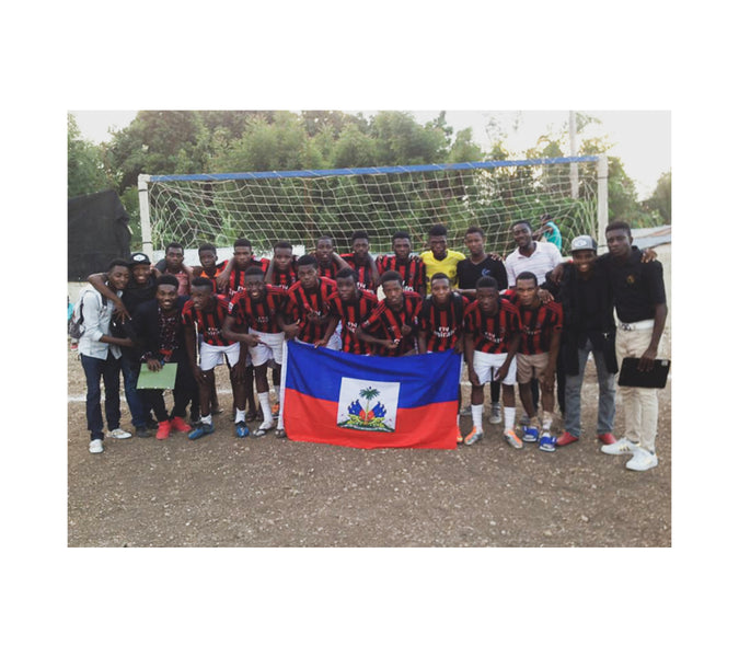 Introducing Haiti Made FC!