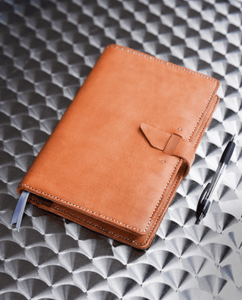 Michael Hyatt Full Focus Planner/Journal Leather Cover